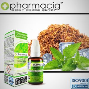 PHARMACIG - TOBACCO & MINT